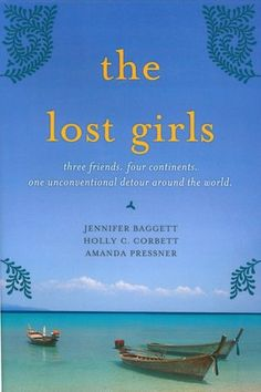 If you are ever looking a great travel stories book, you have to read this. Three women quit their New York jobs for a trip around the world. A great summer read and a guranteed way for the travel bug to bite.