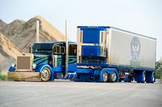 Very nice! Not only is it cool, but it will keep your cargo cool! http://www.freightratecentral.com/Trucking/refrigerated-trucking-companies