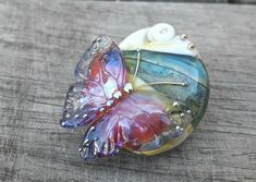Lampworking, Clay Charms, Lampwork Beads, Type 1, Bugs, Theater, Insects, Glass Beads, Creatures