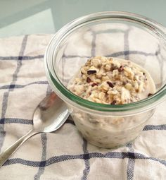 Ridiclous Confessions (and an Overnight Oats recipe)