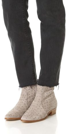 Joie Lacole Studded Booties | SHOPBOP