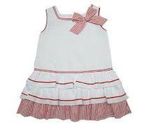Resultado de imagen para vestidos de niña de 2 años