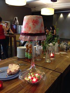 Lampen-Torte