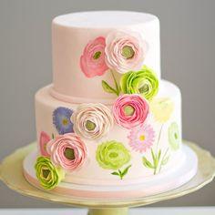 Cake Decorating - Multi-dimensional Sugarwork Cake Tutorial
