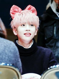 160105 UP10TION Gangnam Fansigning XiaoCr:   BabyU  Do not edit