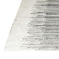 Splash vloerkleed grijs - 70x140 cm - Boel & Jan