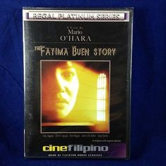 The Fatima Buena Story Mario O Hara Film Filipino DVD