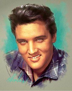 Elvis. Wow!