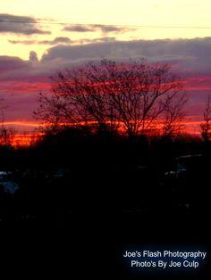 The Lovely Spring Sunset over the Belleville Horizon Belleville Ontario