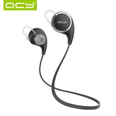 QCY QY8 V4.1 Wireless Bluetooth Headphones Noise Cancelling Headphones with Microphone for running working out sports, Mini Lightweight Sweatproof QCY Best In-Ear Stereo Wireless Bluetooth Earbuds Headset Earphones for Apple Watch, iPhone 6, 6 plus, 5 5c 5s 4 4s, iPad Mini Air 2, iPod Touch, Samsung Galaxy S6 S5 S4 S3, Note 2 3 4, LG G3 G4, HTC, most Android Smart Phones, Bluetooth-enabled tablets