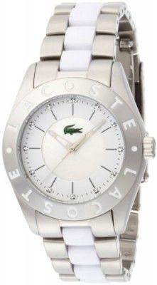 Relógio Women's Lacoste Biarritz Crystal Watch. 2000535 #relogio #lacoste