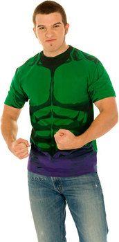 Incredible Hulk Costume t-shirt