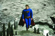 Brandon Routh in Return of Superman. 2006