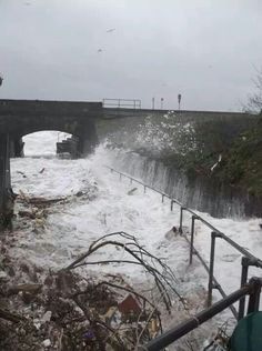 Smugglers' cove between Teignmouth and Dawlish