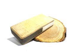 Ice Cream Sandwich organic wooden toy by Wheelsandpaintings, $11.00