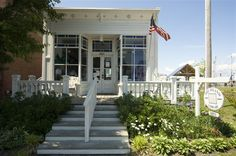 Chincoteague Island Library, is in chincoteague, Virginia. Chincoteague Virginia, Chincoteague Island, Virginia Usa, Pony Rides, Chesapeake Bay, Island Life, Home And Away, The Expanse, Libraries