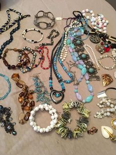 Vintage To Current Fashion ,Artisan Jewelry & More BULK