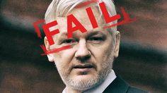 Alex Jones Goes Off On Julian Assange