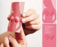 brilliant interactive business card idea! I know, it's borderline, but inventive! -JH