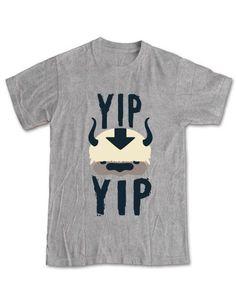 'Yip Yip' Anime T-Shirt Inspired By Avatar - Sport Grey (M) Funky Teeshirt http://www.amazon.co.uk/dp/B00PJY94UY/ref=cm_sw_r_pi_dp_zz0Cub1JZ22FX