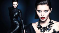 Abbey Lee Kershaw Makes Her Return / #Gucci Fall 2013 Campaign