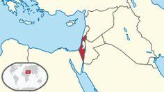 Israel in its region (de-facto).svg