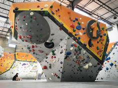 Good problem solving requires contemplation before action. During a bouldering session, take time to contemplate the holds, make a plan for how you'll move through them, then test your plan out on the wall. You'll be surprised what you can accomplish when you put your mind to it. #bouldering #tips #climbingtips #beta #problemsolving #contemplate #planitout #indoorclimbing #climbinggym #letsclimbchicago