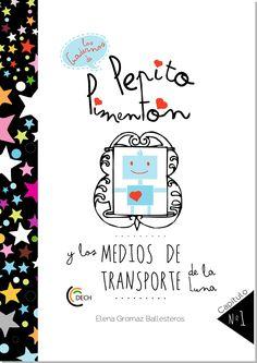 Pepito Pimentón y los medios de transporte