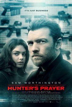 Sam Worthington and Odeya Rush in Hunter's Prayer (2017)