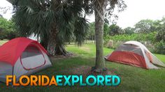 A beginner's experience overnight camping at Markham Park #outdoors #nature #sky #weather #hiking #camping #world #love https://youtu.be/6UhQAla6xi4