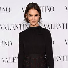 The Undone Beauty of Face-Framing Wisps: Katie Holmes, Olivia Palermo, and More
