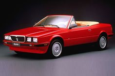 Maserati, a tradition of innovation. Maserati Biturbo, Maserati Car, Auto Motor Sport, Sport Cars, Pictures Of Sports Cars, Best Muscle Cars, Car In The World, Car And Driver, Jdm Cars