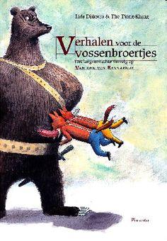 Verhalen voor de vossenbroertjes - Lida Dijkstra(+9)