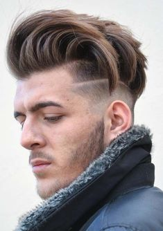 Coolest Mens Hairstyles Trends 2018