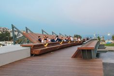 Gallery of Bostanlı Footbridge & Sunset Lounge / Studio Evren Başbuğ - 4