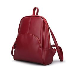 "Universe of goods - Buy ""Vbiger Women Backpack PU Leather School Bag Casual Backpacks Travel Daypack Fashion High Quality Girls Bolsa Mochila Feminina"" for only USD. Leather Laptop Backpack, Backpack Bags, Hobo Bag, Travel Backpack, Fashion Bags, Fashion Backpack, Style Fashion, Fashion Women, Fashion Handbags"