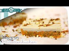 Karotten Kuchen mal anders (vegan) / BaKo