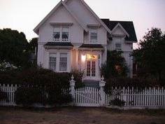 California - Mendocino - Blair House (Jessica Fletcher House)