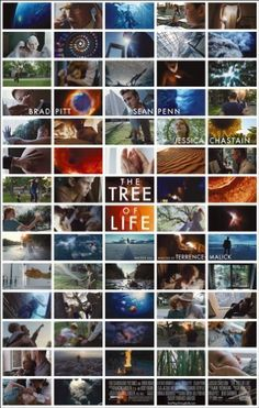 The Tree of Life -- I don't think a movie has ever moved me as much as this one.  I've never cried so much during or after a movie either.