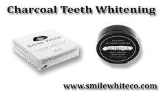 Charcoal Teeth Whitening by Smile White Co