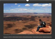 Wanderungen auf dem Colorado-Plateau, Kalenderblatt September: Canyonlands - Island in the Sky: Grand View Point Trail