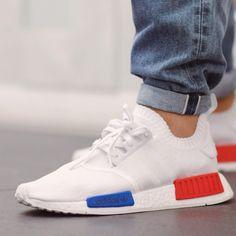 Release der ADIDAS NMD R1 PRIMEKNIT OG WHITE am 28.05.2016 Adidas hat heute vermeldet, dass die neue