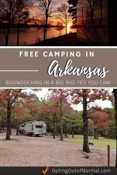 After 4 years on the road, we have some great tips to share! In 2018 we spent a total of $48 on camping fees. We'll share our tips and ideas, and how to's with you! Let us show you how! Here is some information on our free camping area in Arkansas. Are you taking a road trip to Arkansas to see the Hot Springs, or visit Little Rock? Make sure you check out our free finds in your travels. Follow us for more! #freecamping #arkansas #boondocking #travel #vacation #roadtrip Us Travel Destinations, Rv Travel, Places To Travel, Places To Go, Travel Tips, Camping Places, Travel Trailers, Travel Hacks, Adventure Travel