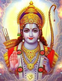 Jai Shrew mama Ram!