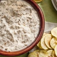 French Onion Dip #appetizers