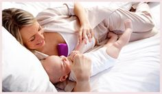 sore breasts from side sleeping while pregnant or nursing:) www. Baby Coming, After Pregnancy, Doula, Pumping, Breastfeeding, Sleep, Babies, Future, Gifts