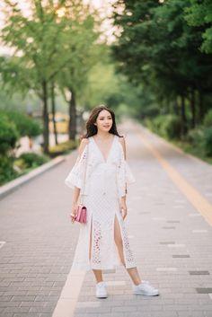 TOP 5 ACTIVITIES IN SEOUL - Olivia Lazuardy. Dress  Alice McCall 7cdf8fb8edc31
