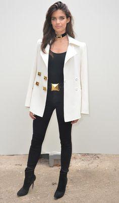 Fotogalería: Alejandra de Hannover, Nieves Álvarez... se dejan conquistar por la moda de París