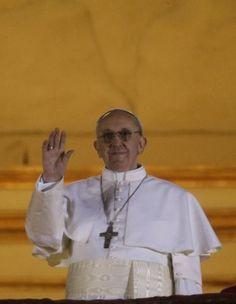 """Bergoglio nuovo Papa. Si chiama Francesco:  """"Vengo dalla fine del mondo. Pregate per me"""" - Repubblica.it"""