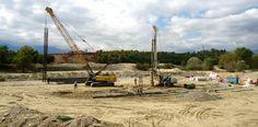 Καθυστέρηση στις εργασίες κατασκευής του περιφερειακού δρόμου της Κατερίνης